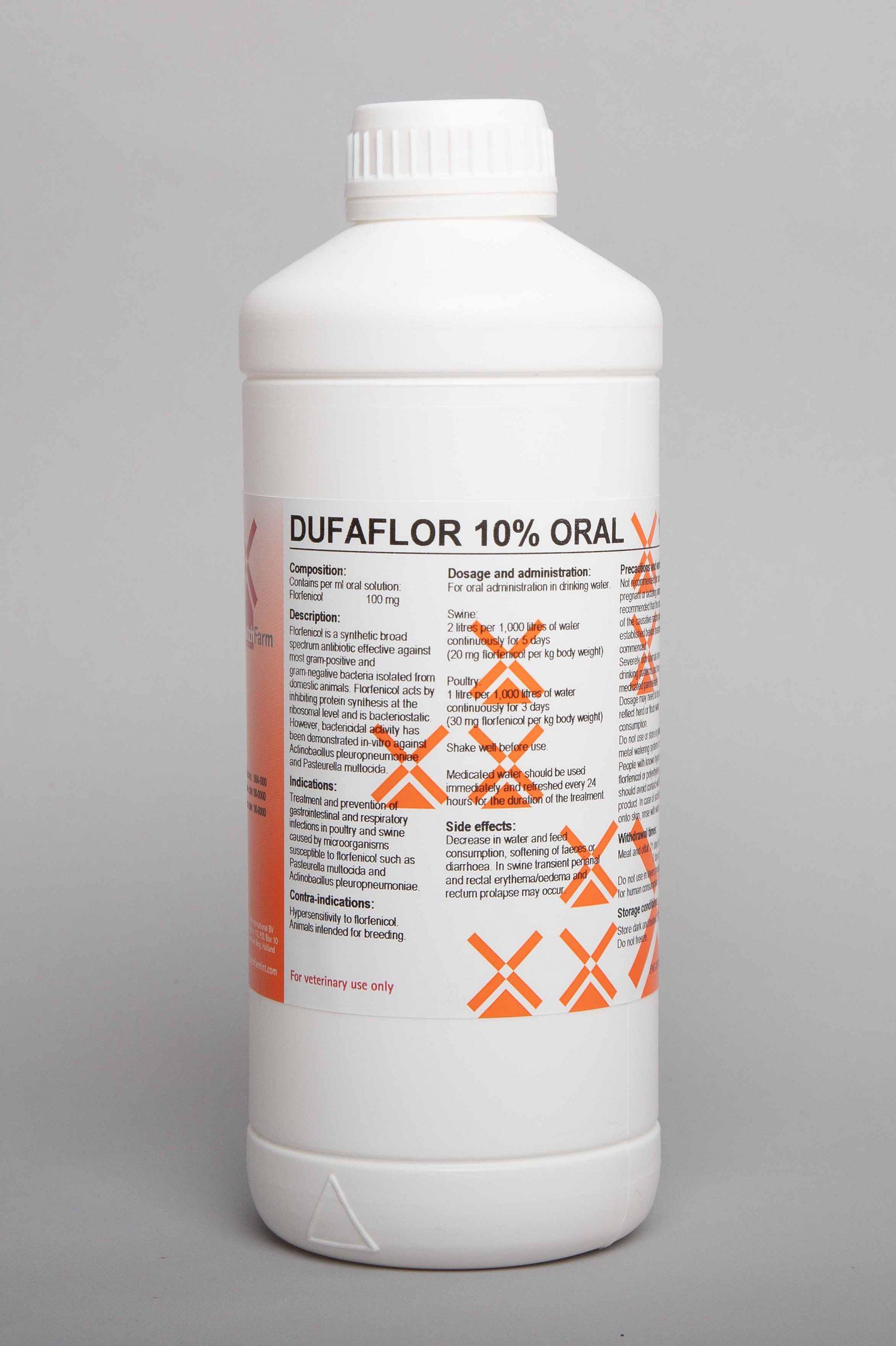Dufaflor 10% Oral