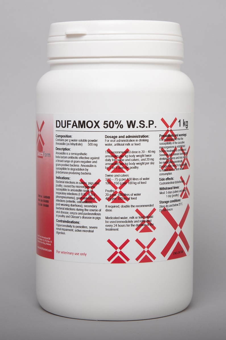 Dufamox 50% wsp