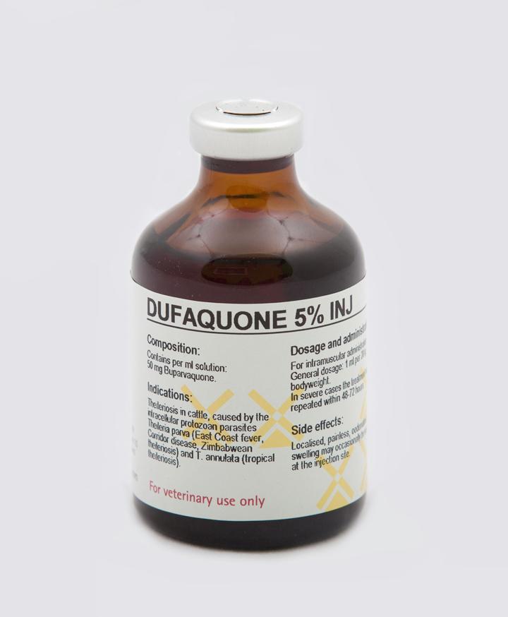 Dufaquone 5% Inj