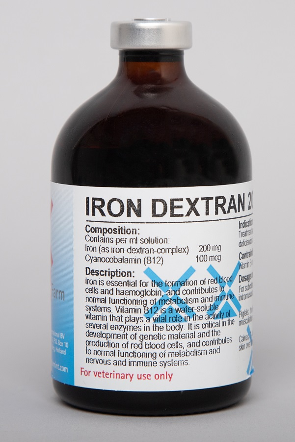 Iron Dextran 20% Plus