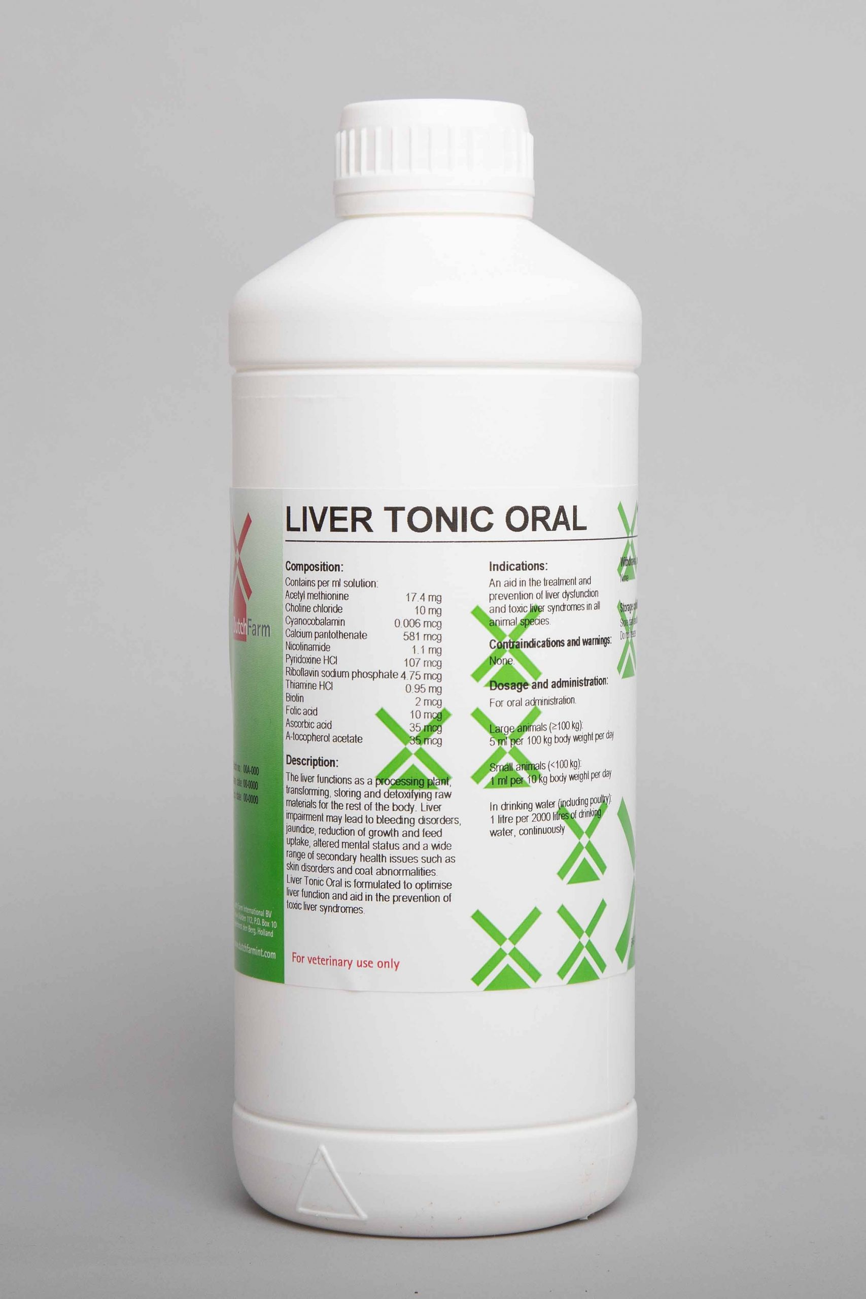 Liver Tonic Oral