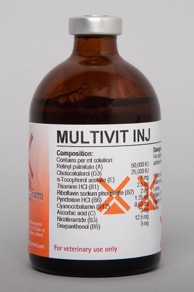 Multivit Inj