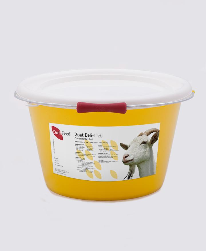 Goat Deli-Lick